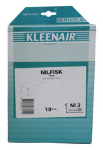 Billede af STØVPOSER NI-3 10 MICROPOSE  NILFISK G70
