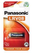 Billede af BATTERI PANASONIC LRV08 12V  BLISTER   (3LR50) (23A)
