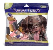 Billede af HUNDESNACK TURBO TUBOS 150 GR. MED KYLLING OG RIS