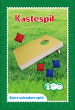 Billede af KASTESPIL TRÆ MED 4 ÆRTEPOSER