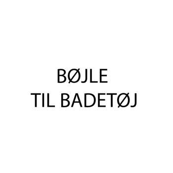 Billede af BØJLE TIL BADETØJ TRANSPARENT