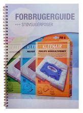 Billede af FORBRUGERGUIDE STØVSUGERPOSER  FINDES KUN SOM PDF